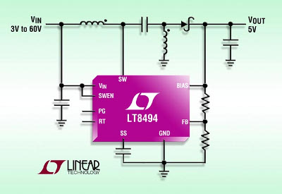 LT8494 от Linear Technology