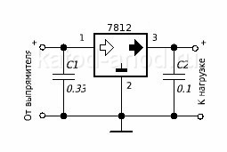 37 on 7812 voltage regulator datasheet