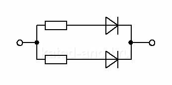 Параллельное включение диодов