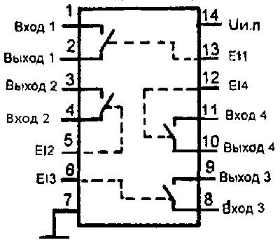 Микросхема К561КТ3